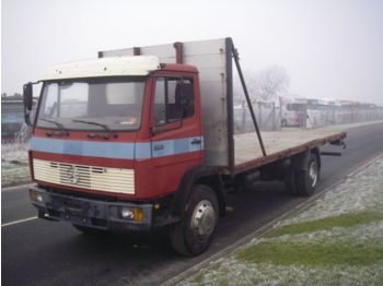 Cab chassis truck Mercedes Benz 1317 4X2.