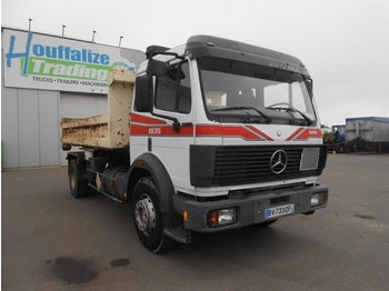 Cab chassis truck Mercedes-Benz 1935 - full steel suspension lames