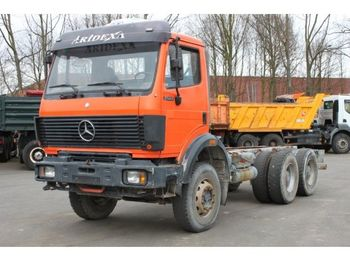 Cab chassis truck Mercedes-Benz 2629 6X4 , kein 2628, 2635, 2636, 2638