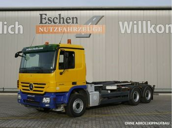 Cab chassis truck Mercedes-Benz 2646 L, 6x4, Chassis