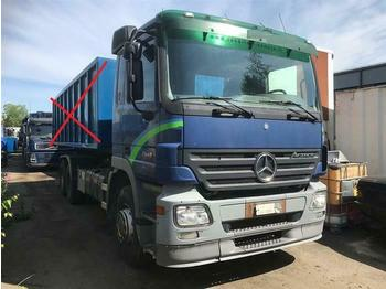 Mercedes-Benz ACTROS 2546 - SOON EXPECTED - 6X2 CHASSIS FULL S  - cab chassis truck
