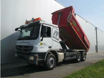 Mercedes-Benz ACTROS 2636 6X4 FULL STEEL HUB REDUCTION EURO 5  - cab chassis truck