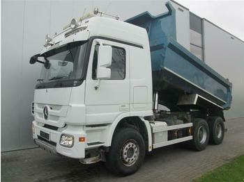 Mercedes-Benz ACTROS 2655 6X4 FULL STEEL RETARDER HUB REDUCTIO  - cab chassis truck
