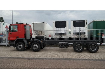 Cab chassis truck Mercedes-Benz ACTROS 4144 8X4 CHASSIS TRUCK NEW VEHICLE