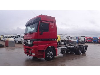 Mercedes-Benz Actros 2543 (EPS-GEARBOX / 6X2 / 8 TIRES) - cab chassis truck