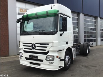 Mercedes-Benz Actros 2544 Euro 5 Chassis - cab chassis truck
