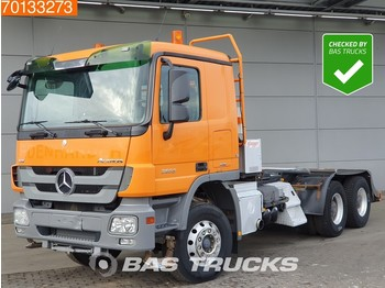 Cab chassis truck Mercedes-Benz Actros 2655 6X4 V8 Retarder Hydraulik Euro 5