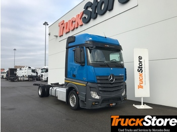 Cab chassis truck Mercedes-Benz Actros ACTROS 1842 LL