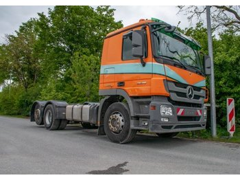 Mercedes-Benz Actros MP3 2536L 6x2 Fahrgestell - cab chassis truck