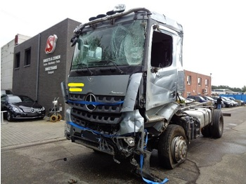 Mercedes-Benz Arocs 1843 4x4/new engine/ - cab chassis truck