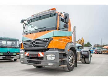Cab chassis truck Mercedes-Benz Axor 1829L LKW Fahrgestell