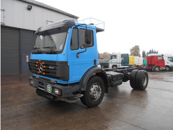 Mercedes-Benz SK 1820 (FULL STEEL SUSPENSION) - cab chassis truck