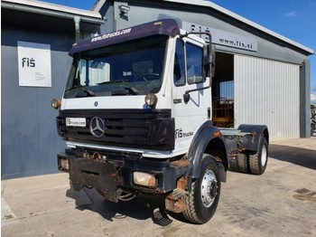 Cab chassis truck Mercedes Benz SK 1824 AK 4X4 chassis