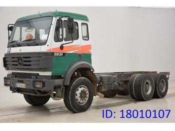 Cab chassis truck Mercedes-Benz SK 2631N