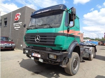 Cab chassis truck Mercedes-Benz SK 2644 manual /lames 13 T