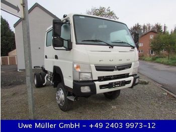 Mitsubishi Canter 6 C 18 - 4x4 Fahrgestell  - cab chassis truck