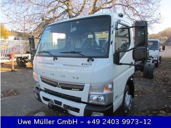 Cab chassis truck Mitsubishi Canter 7 C 18 - 4,8 t. Nutzlast