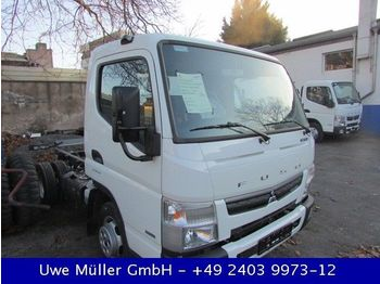 Mitsubishi Fuso Canter 3C15 AMT Fahrgestell  - cab chassis truck