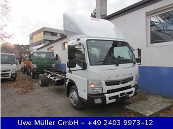Cab chassis truck Mitsubishi Fuso Canter 7 C 18 - 4,7 t. Nutzlast