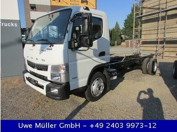 Cab chassis truck Mitsubishi Fuso Canter 9 C 18 - 6 t. Nutzlast