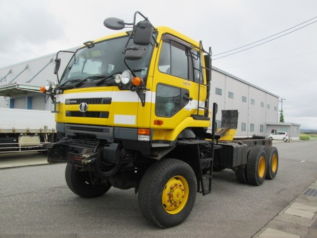 Nissan Diesel Truck >> Cab Chassis Truck Nissan Diesel Truck1 Id 3026630