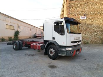 BMC Profesional 625 cab chassis truck from Croatia for sale at