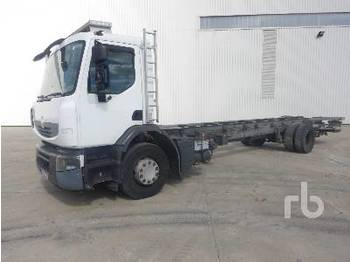 RENAULT P280.19CF 4x2 - cab chassis truck