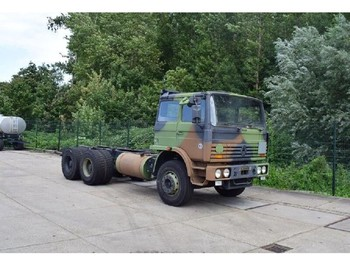 Renault G290 6x4 ex army 40x in stock - cab chassis truck
