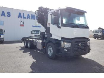 Renault Gamme C 380 - cab chassis truck