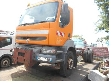 Cab chassis truck Renault Kerax 260
