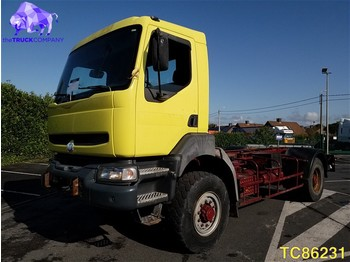 Renault Kerax 260 Euro 2 - cab chassis truck