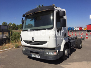 Renault MIDLUM 220.10 - cab chassis truck