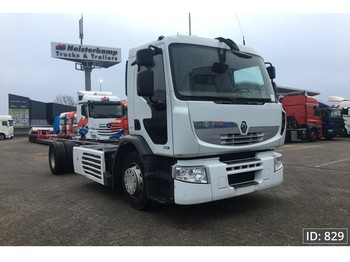 Renault Premium 310 Hybrid Day Cab, Euro 5 - cab chassis truck