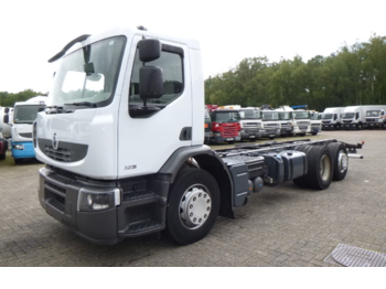 Cab chassis truck Renault Premium 320.26 dxi 6x2 chassis: picture 1