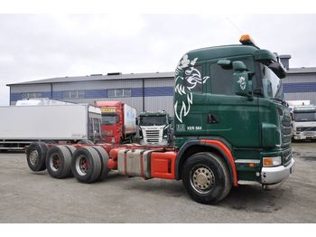 Cab chassis truck SCANIA G