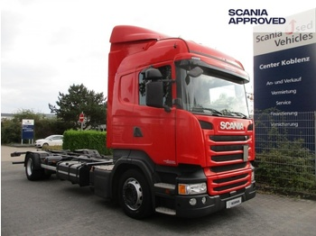 SCANIA R410 - 4X2 MLB - HIGHLINE - SCR ONLY - cab chassis truck