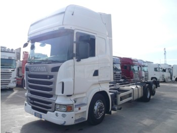 Cab chassis truck SCANIA R480