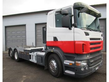 Cab chassis truck SCANIA R 440
