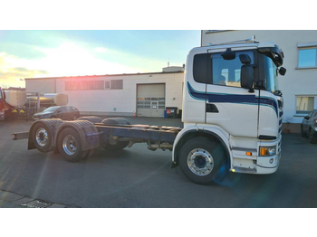Scania G 480 LB6X2  (Nr. 4785) - cab chassis truck