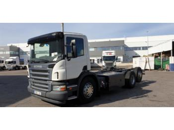 Cab chassis truck Scania P270