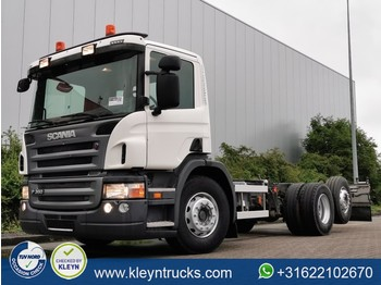 Cab chassis truck Scania P360 6x2*4,retarder,