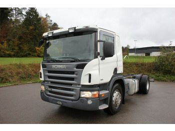 Cab chassis truck Scania P420 LB4x2 MNA Chassis Kabine