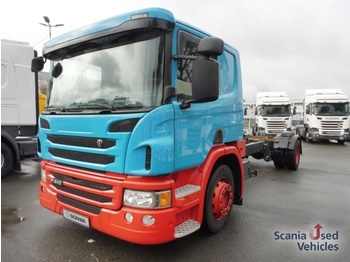 Cab chassis truck Scania P 410 LB4x2MLB: picture 1
