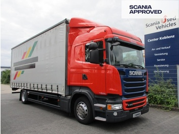 Cab chassis truck Scania R410 - 4X2 MLB - WECON - SCR ONLY