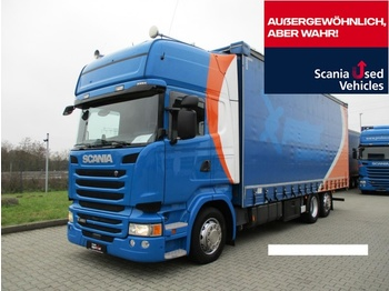 Cab chassis truck Scania R450LB6X2MLB