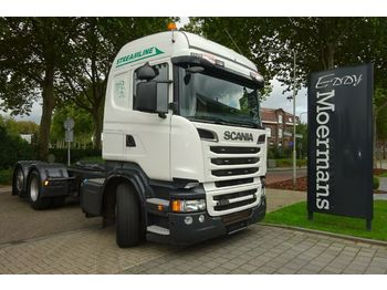 Cab chassis truck Scania R500 High-Streamline 6x2 Chassis