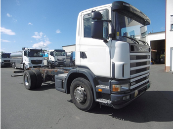 Scania R 124 4x2  (Nr. 4274) - cab chassis truck