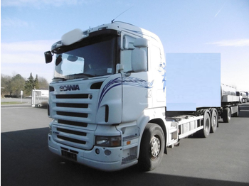 Cab chassis truck Scania R 480 LB 6x2 (Nr. 3744)