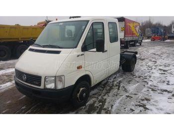 Cab chassis truck VOLKSWAGEN 46 BE Doka Vontató
