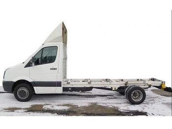 VOLKSWAGEN CRAFTER 50 2.0 BiTDI CR ALVÁZ - cab chassis truck